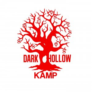 Dark Hollow Kamp Entertainment Logo