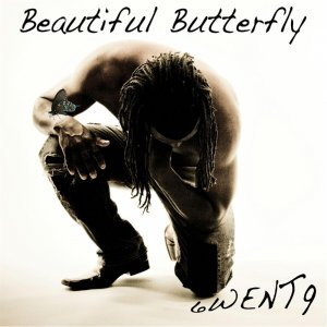 Beautiful Butterfly Cover