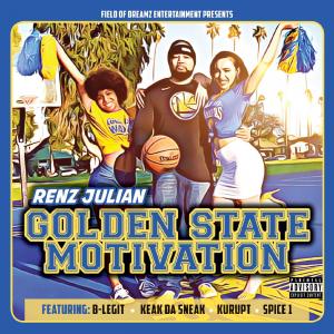 Golden State Motivation Cover