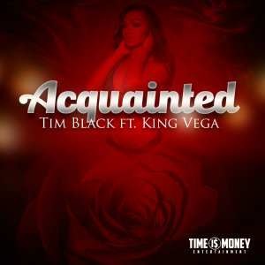 Acquainted - Single Cover