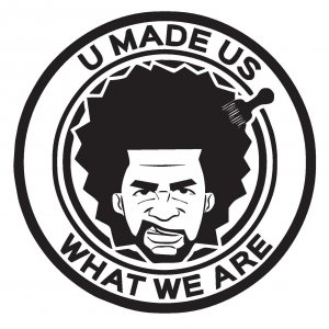 U Made Us What We Are Logo