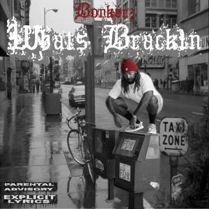 Who Is Bonkerz Vol. 1 Cover