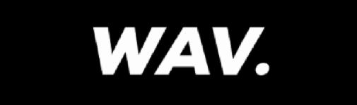 The Wav. Media Logo