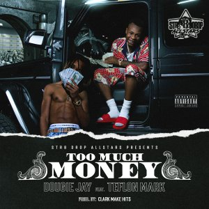 Too Much Money - Single Cover