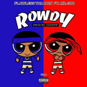 Single - Rowdy Cover