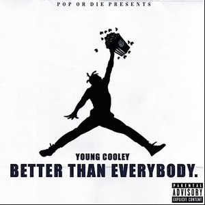 Single - Better Than Everybody Cover