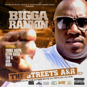 THE STREETS A&R EP Cover