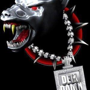 Bussin Plays Ent./Dem Damn Dogs Ent. Logo