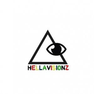 HELLAVISIONZ RECORDS Logo