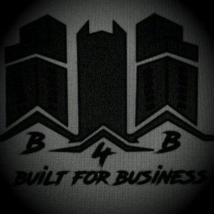 B4B Built For Business Logo