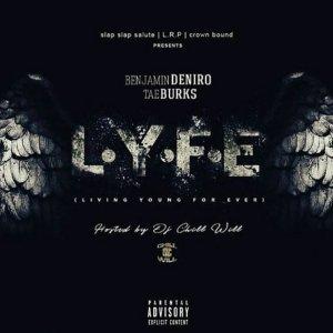 L.Y.F.E Cover