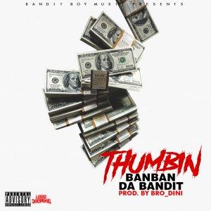 BanBan Da Bandit Vol 2 Cover