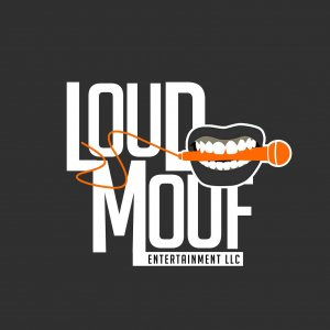 Loud Mouf Ent. Logo