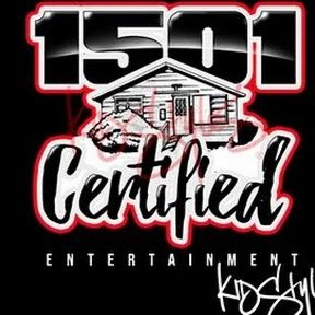 1501 CERTIFIED ENT LLC Logo
