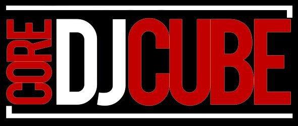 CORE DJ Cube Logo
