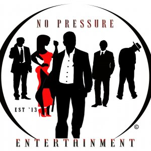NO PRESSURE ENTERTAINMENT LLC Logo