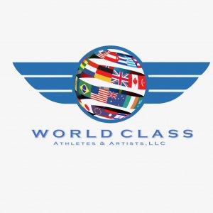 World Class Athletes & Artists Logo