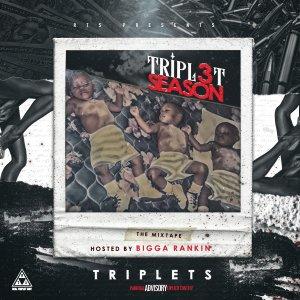 Tripl3t Season Cover