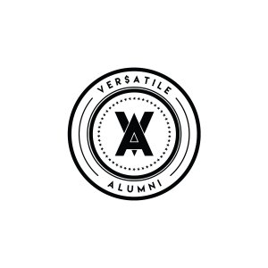 Ver$atile Alumni Logo