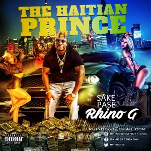 the haitian prince Cover