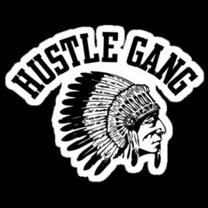 Hustle Gang and SME Logo