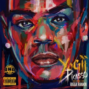 Picasso Droppin Black Friday Cover