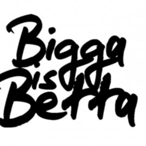 Bigga Is Betta Logo