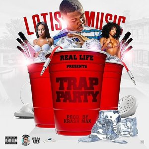 Trap Party/Single Cover
