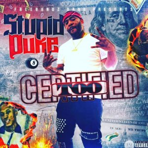Too Certified Cover