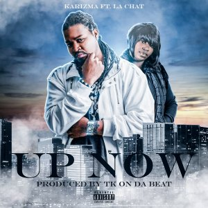 Up Now Cover