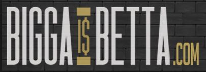 Bigga IS Betta Logo