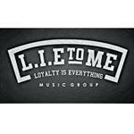 L.I.E. To Me Music Group Logo
