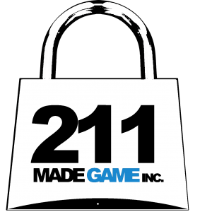 211 Made Game Inc Logo