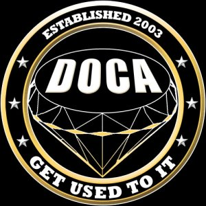DOCA RECORDS LLC Logo