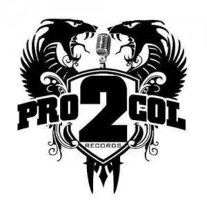 Pro2col Records LLC Logo