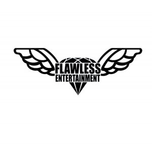 Flawless Ent. Record Company Logo
