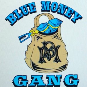 Blue Money Logo