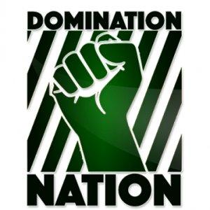 Domination Nation, LLC. Logo