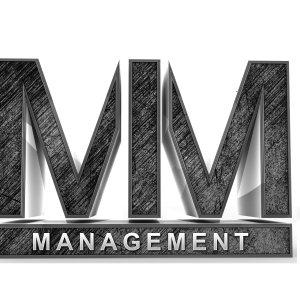 M.I.M Management Logo