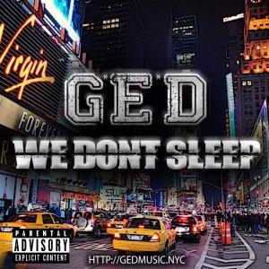 We Don't Sleep Cover