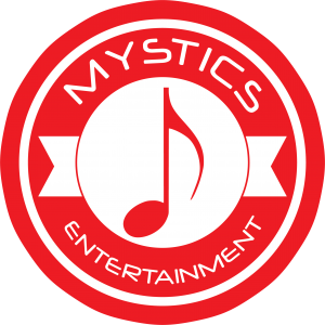 The Grynd Report Media Group LLC / Mystics Entertainment LLC Logo