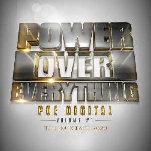 Power Over Everything POE Digital Cover