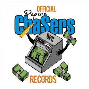Official Paper Chasers Records Logo