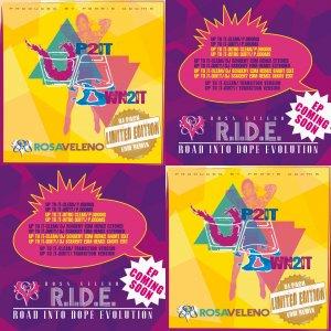 R.I.D.E. ( Road Into Dope Evolution) Cover