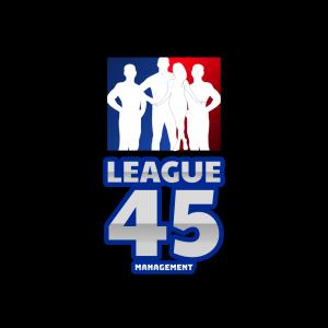 League 45 Logo