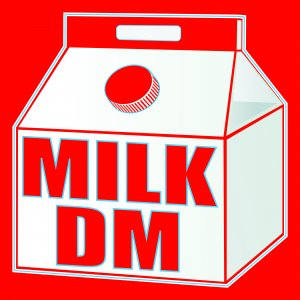 MILK DM Cover
