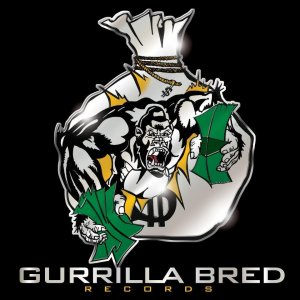 Gurrilla Bred Records Logo