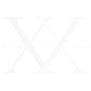Twenty-Five Nation Logo