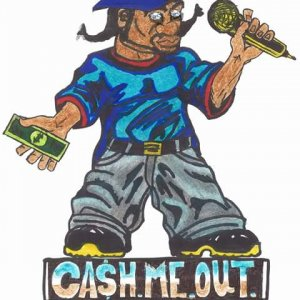 Cash Me Out Records Logo