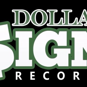 Dollar $ign Records Logo